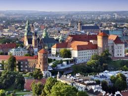Castello reale del Wawel a Cracovia