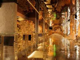 Museo sotterraneo di cracovia