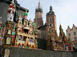 Mostra dei presepi di Cracovia