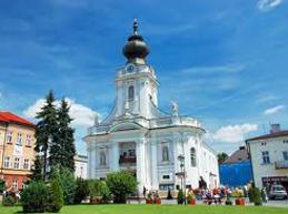 wadowice città natale di papa Wojtyla