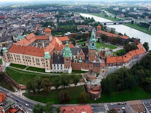Castello del Wawel Cracovia