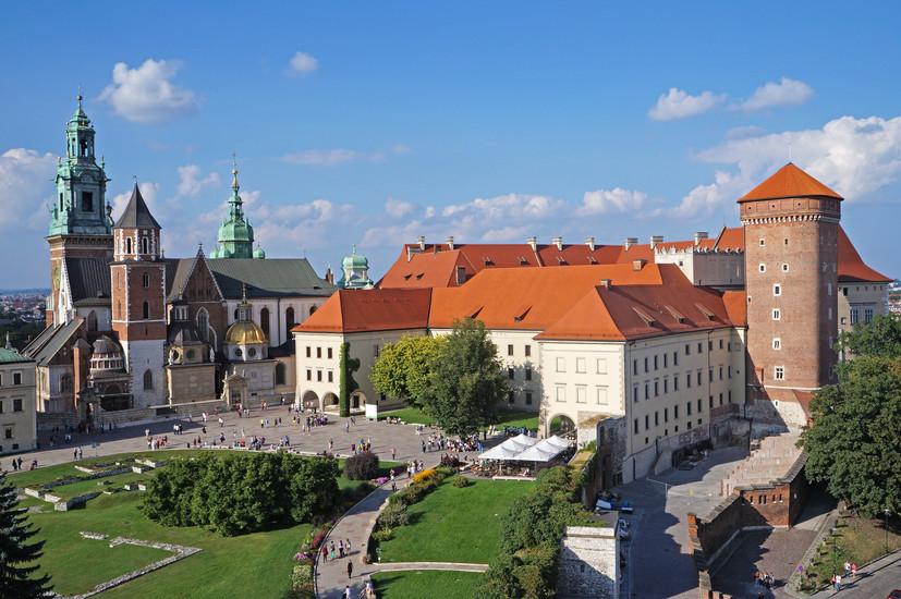 Visita guidata di Cracovia in italiano